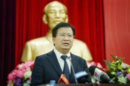Phó Thủ tướng Trịnh Đình Dũng: Cần lập lại