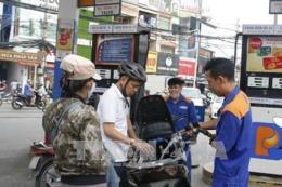 Giá xăng, dầu tăng hơn 400 đồng/lít