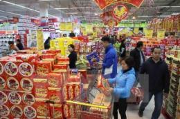 Hà Nội tăng hàng hoá dự trữ cung ứng dịp Tết Nguyên đán