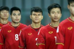"""VCK U23 châu Á 2018: Hậu vệ Xuân Mạnh cùng đồng đội """"sẵn sàng cháy hết mình"""""""