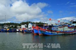 Phổ biến các quy định pháp luật cho ngư dân về khai thác thủy sản trên biển