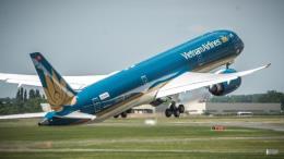 Vietnam Airlines bố trí thêm chuyến bay thẳng đến Thường Châu phục vụ cổ động viên