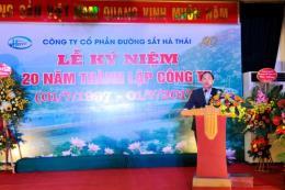 Đường sắt Hà Thái nhiều sáng kiến làm lợi hàng trăm tỷ đồng
