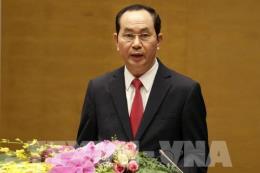 Chủ tịch nước tặng Huân chương Lao động hạng Nhất cho Đội tuyển Bóng đá U23 Việt Nam