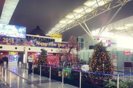 Cảng hàng không Quốc tế Nội Bài tăng quầy phục vụ, điểm đỗ cho cao điểm Tết