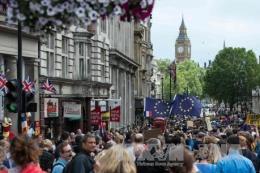 EU - Thị trường xuất khẩu chủ lực của Vương quốc Anh