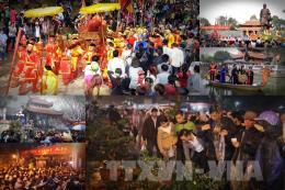 8 lễ hội tháng Giêng gần Hà Nội không thể bỏ qua