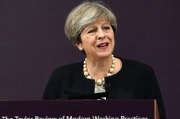 Thách thức mới của Thủ tướng Anh trong vấn đề Brexit