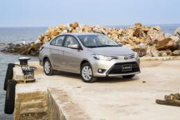 Doanh số bán hàng của Toyota Việt Nam giảm nhẹ