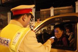 Hà Nội: Nỗi lo lạm dụng rượu bia tham gia giao thông ngày Tết