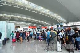 Hơn 2.600 chuyến bay chậm, hủy chuyến trong tháng 1/2018