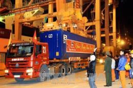 Hải Phòng đón nhiều tàu cập cảng trong dịp Tết Nguyên đán 2018