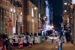 Pháp bắt giữ thêm 3 nghi can trong vụ tấn công thánh chiến
