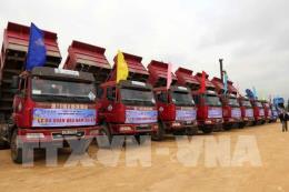Đà Nẵng tổ chức Lễ ra quân thi công xây dựng các công trình đầu năm mới