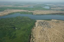 Các nước châu Phi tìm cách cứu Hồ Chad khỏi nguy cơ cạn kiệt nước