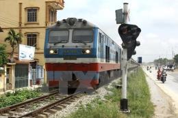 Tổng công ty Đường sắt thông tin về sự cố 2 tàu suýt