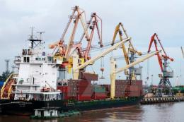 Tháng 2, tổng trị giá xuất nhập khẩu hàng hóa giảm 35,7%