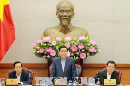 Phó Thủ tướng Vương Đình Huệ: Có tình trạng các huyện không muốn thoát nghèo