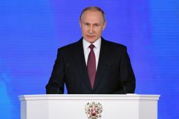 Tiêu điểm trong ngày: Bản thông điệp liên bang định hướng tương lai của nước Nga