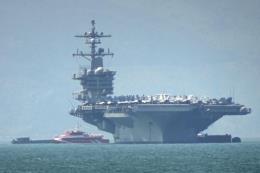 Đoàn tàu Hải quân Hoa Kỳ thăm Đà Nẵng