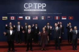 Ký kết CPTPP: Bộ trưởng Trần Tuấn Anh gặp song phương đại diện Nhật Bản, Chile và Mexico