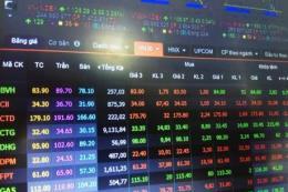 Chứng khoán chiều 22/3: Cổ phiếu ngân hàng làm giảm đà tăng của VN - Index