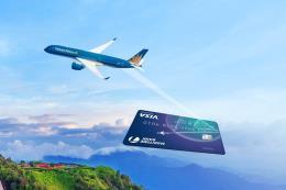 Hoàn tiền đến 2 triệu đồng cho chủ thẻ Maritime Bank đặt vé máy bay Vietnam Airlines