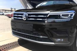 SUV 7 chỗ Volkswagen Tiguan Allspace 2018 về Việt Nam có giá 1,7 tỷ đồng