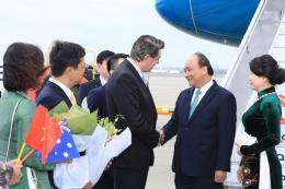 Mối quan hệ hữu nghị sâu sắc và bền vững Australia-ASEAN