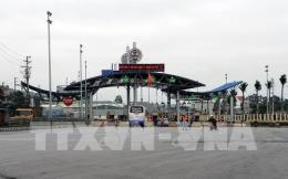 Quảng Ninh miễn thu giá qua trạm BOT Biên Cương trong dịp lễ hội Đền Cửa Ông