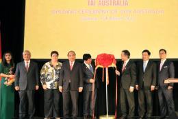 Thủ tướng Nguyễn Xuân Phúc dự Lễ khai trương cơ quan thường trú Đài TNVN tại Australia