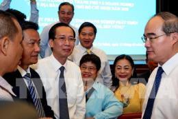 Doanh nghiệp Tp. Hồ Chí Minh hiến kế phát triển nhanh, bền vững