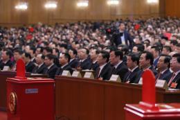 Quốc hội Trung Quốc thông qua đề cử các chức danh quan trọng trong Quốc vụ viện