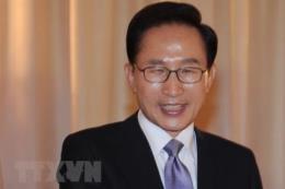 Công tố viên Hàn Quốc đề nghị bắt giữ cựu Tổng thống Lee Myung-bak