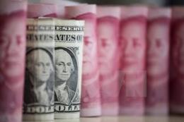 Tỷ giá trung tâm tăng 5 đồng, đồng Nhân dân tệ và bảng Anh cùng giảm