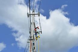 Bình Định triển khai sử dụng công tơ điện điện tử Rf-Spider