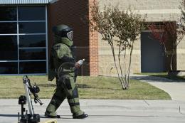 Mỹ: Thêm một gói hàng phát nổ tại bang Texas
