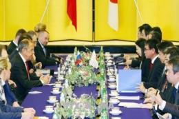 Nhật Bản và Nga đưa ra quan điểm trái ngược về hệ thống phòng thủ tên lửa