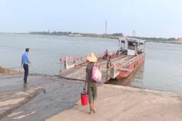 Hà Nội nâng mức giá sử dụng đò, phà ngang sông từ ngày 23/3