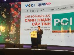 Môi trường kinh doanh Việt Nam đã có xu hướng cải thiện tích cực
