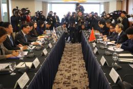 Trung-Nhật-Hàn thúc đẩy đàm phán FTA ba bên