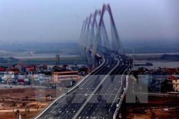 Hà Nội sẽ vay lại vốn vay ODA bổ sung dự án xây cầu Nhật Tân