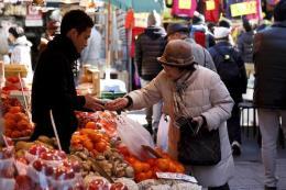 Nhật Bản: Lạm phát vẫn cách xa mục tiêu của Tokyo