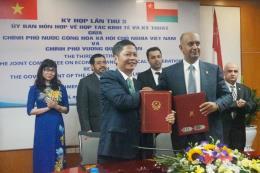Thúc đẩy quan hệ thương mại Việt Nam-Oman
