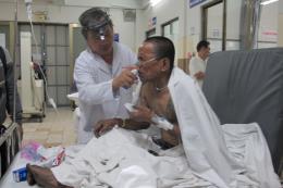 Vụ cháy nghiêm trọng tại Tp Hồ Chí Minh: Thêm nhiều trường hợp được xuất viện