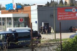 Vụ bắt giữ con tin tại Pháp: Có dấu hiệu về mối liên hệ giữa hai vụ tấn công