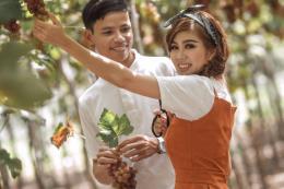 Trải nghiệm thú vị bên trong vườn nho Thái An – Ninh Thuận