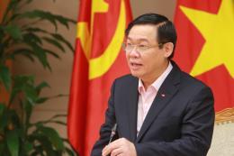 Phó Thủ tướng Vương Đình Huệ: Gia tăng sự chống chịu của hệ thống tài chính ngân hàng