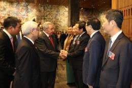 Cuba coi trọng phát triển mối quan hệ trong sáng, tốt đẹp với Việt Nam