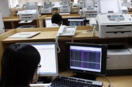 Chứng khoán ngày 22/5: Hoàng loạt cổ phiếu giảm sàn